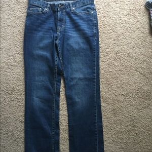 Calvin Klein jeans straight size 30